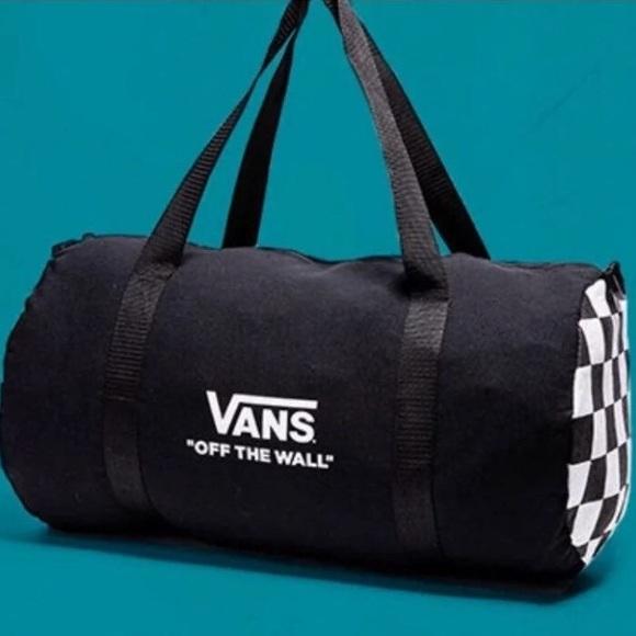 Vans family exclusive duffle bag NEW